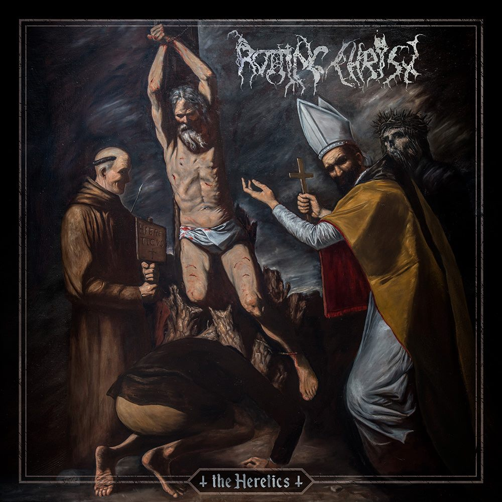 "Rotting Christ Announce ""The Heretics"" with Some Very On-Brand Artwork"