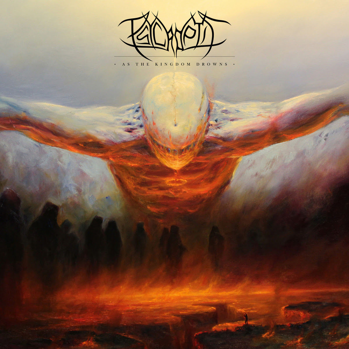 "Psycroptic – ""As the Kingdom Drowns"""