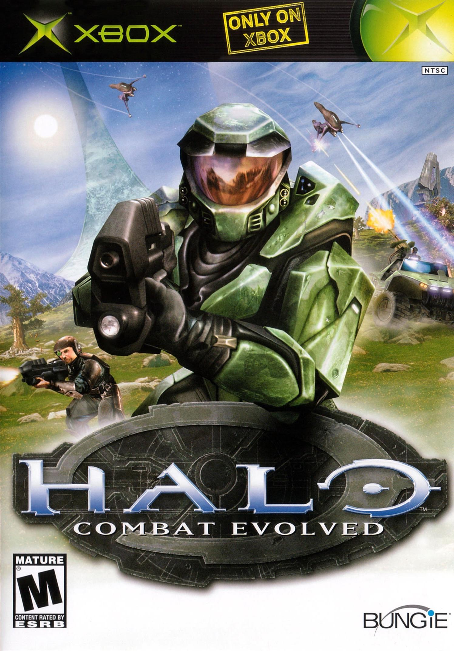 SOUND TEST: Halo: Combat Evolved