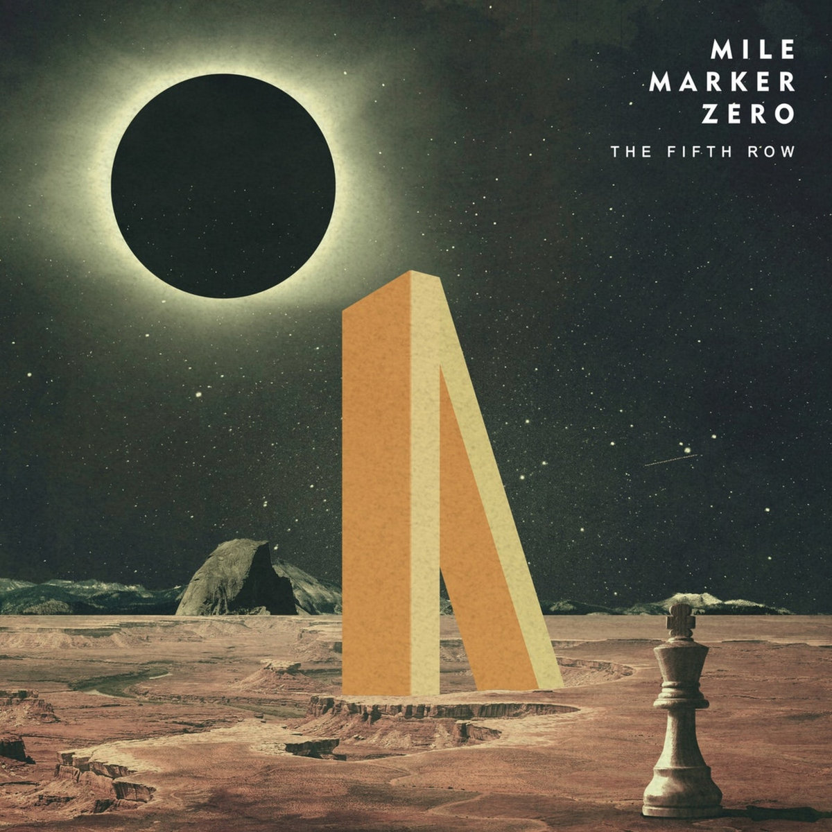 """Mile Marker Zero – """"The Fifth Row"""""""