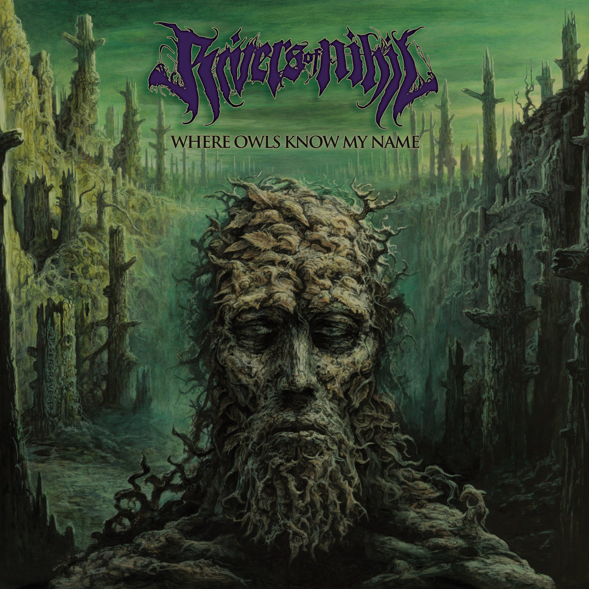 "Rivers of Nihil – ""Where Owls Know My Name"""