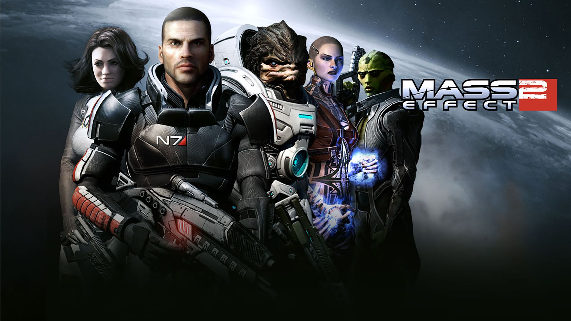 SOUND TEST: Mass Effect 2