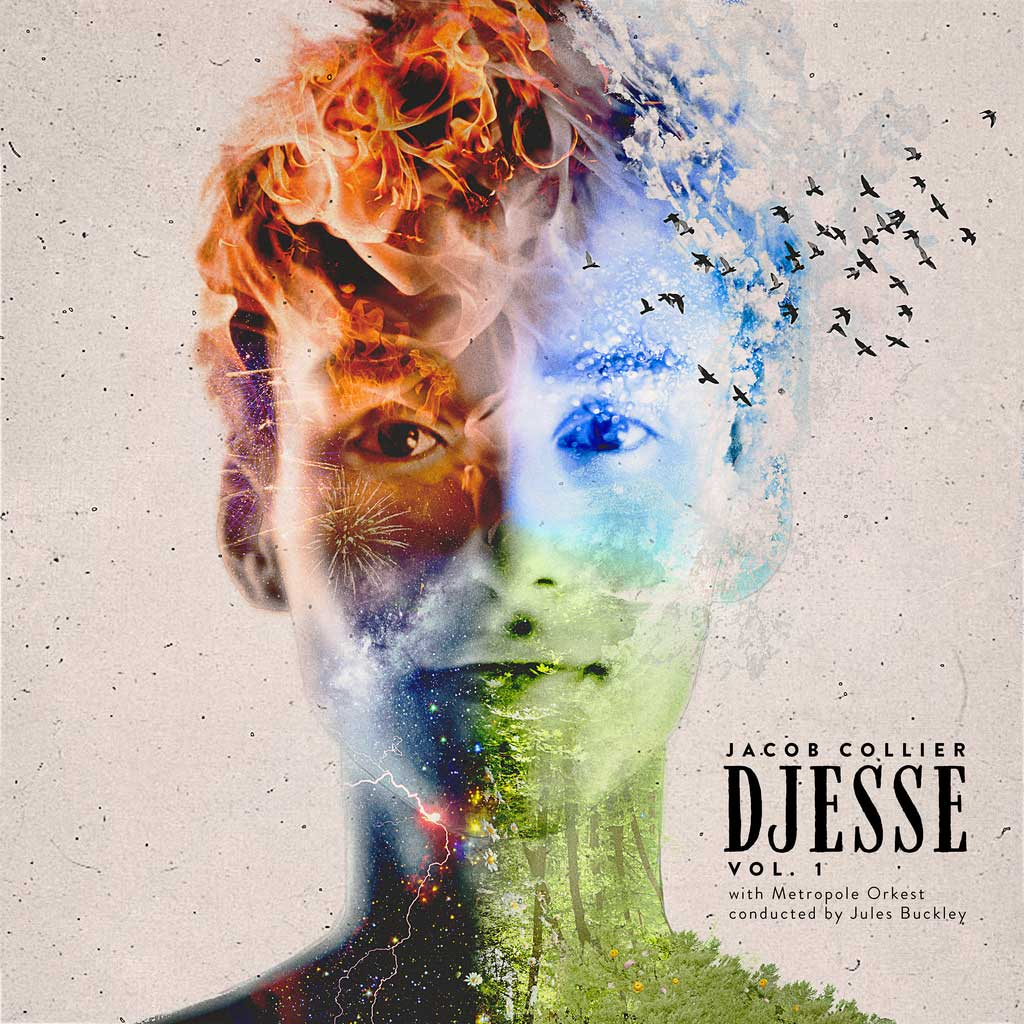 "Jacob Collier – ""Djesse Vol. 1"""