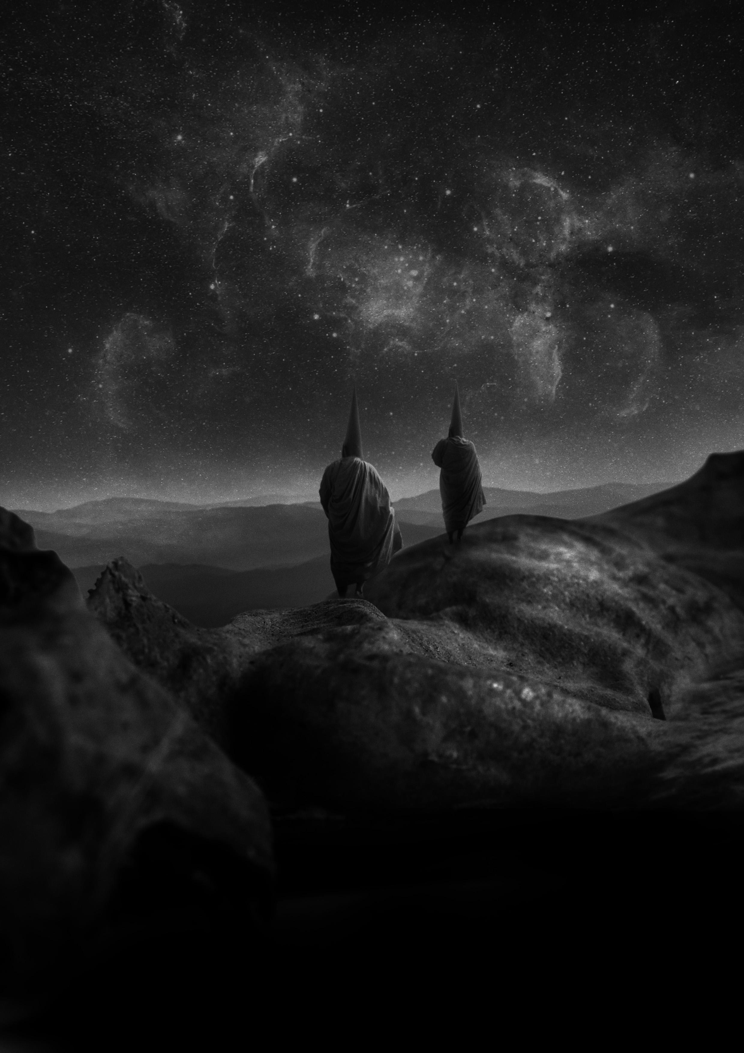 """Stream Yerûšelem's Oppressive yet Uplifting Debut Record """"The Sublime"""" in Full!"""