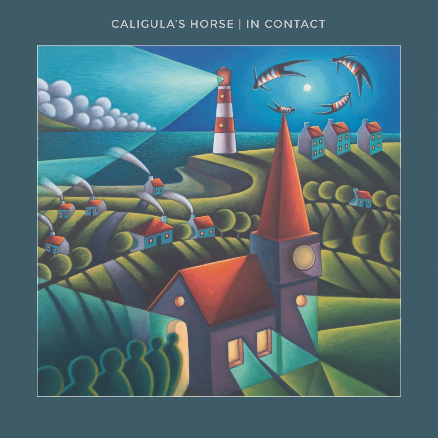 "Caligula's Horse – ""In Contact"""