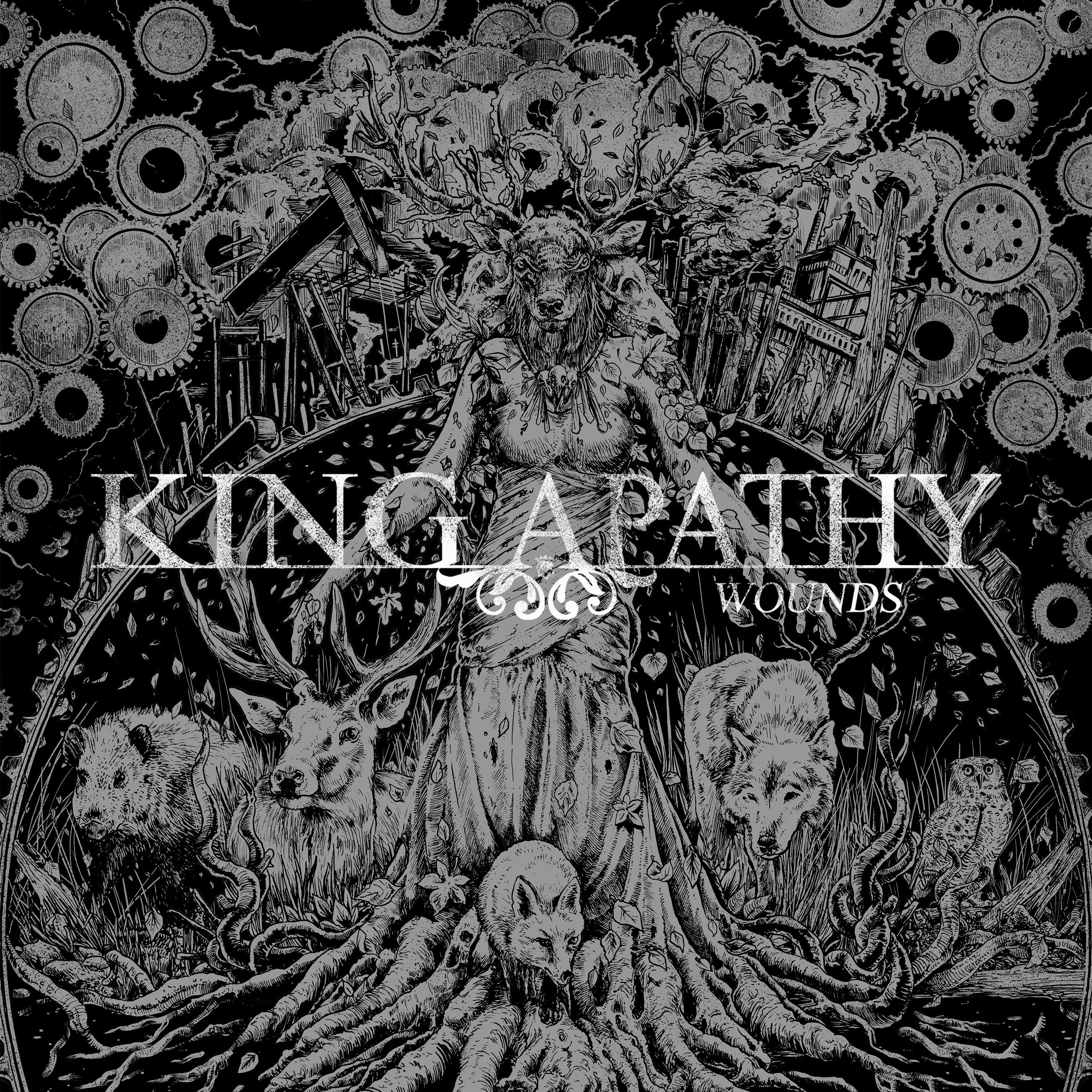 """King Apathy – """"Wounds"""""""