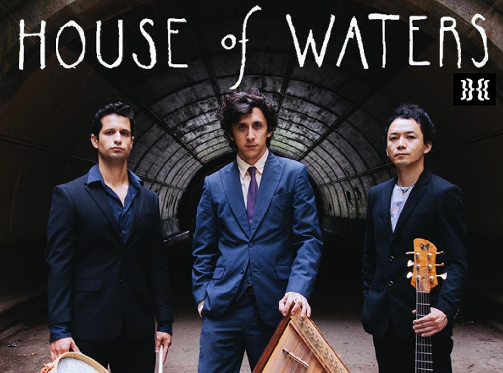 "House of Waters Announce New Album ""Rising"" and Drop New Single"