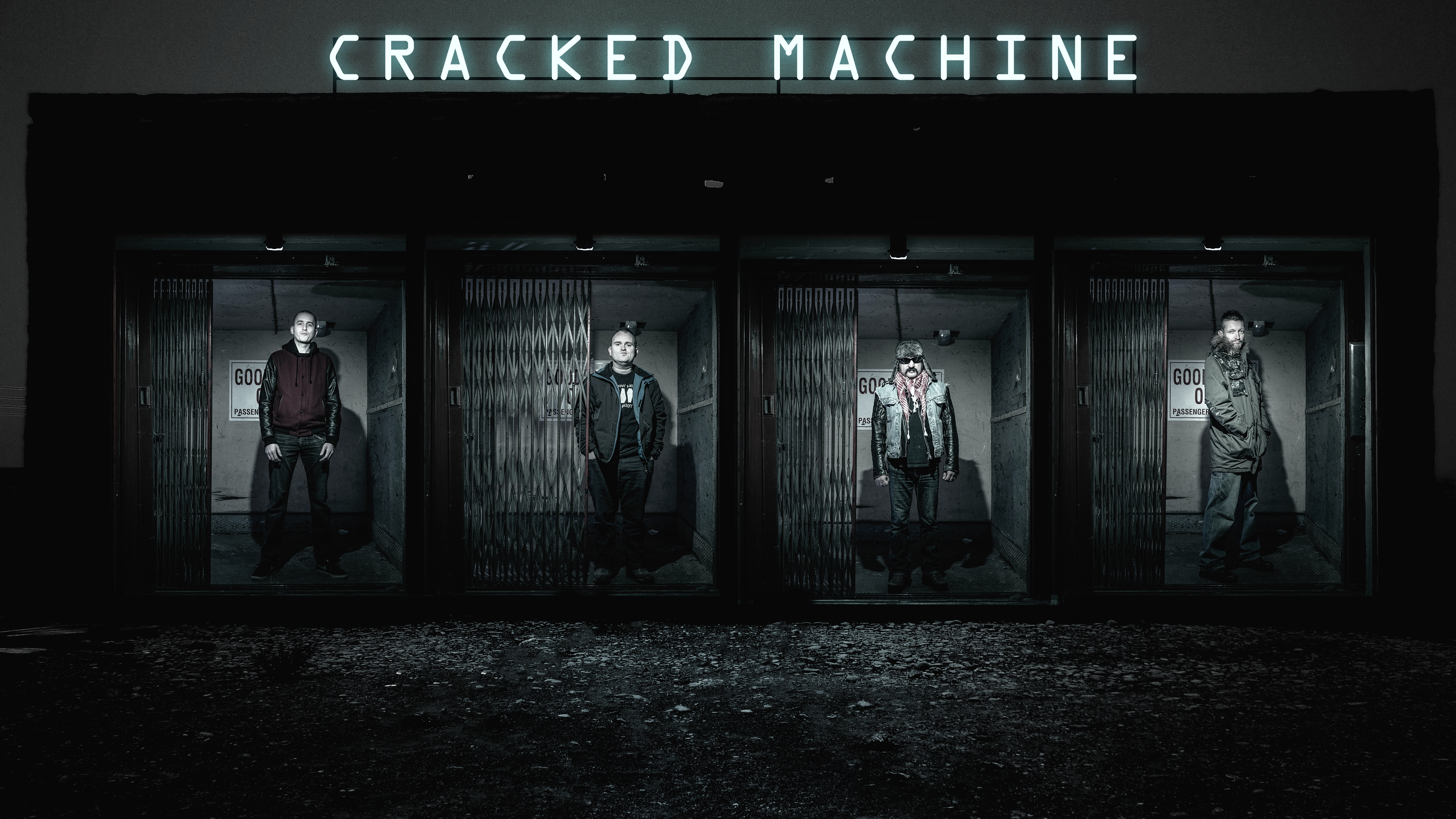 "Cracked Machine Examine the Unknown with New Track ""Kirimu"""