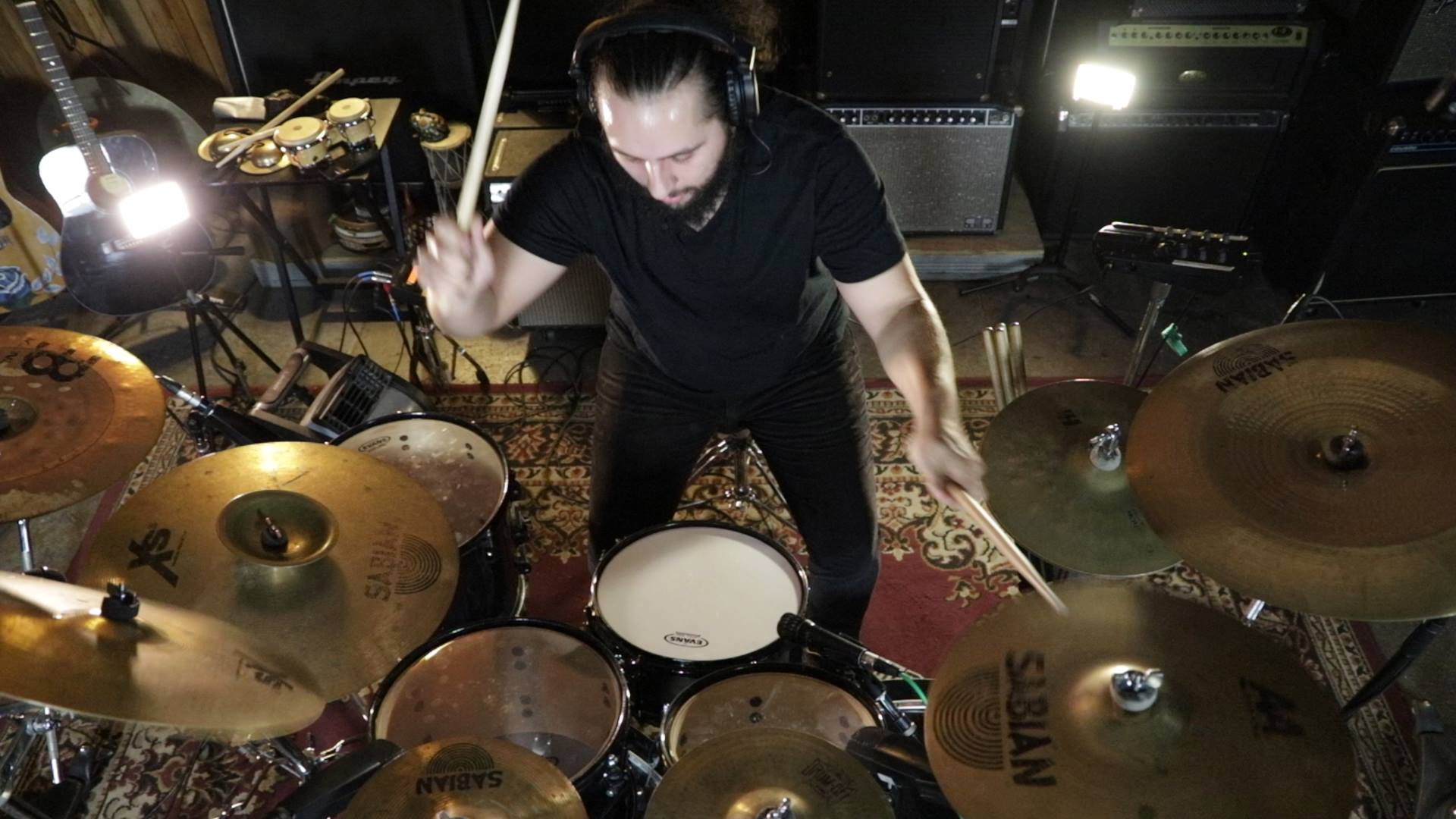 """The Last of Lucy Remind Us of Their Skills in an """"Advertent Avidity"""" Drum Video"""
