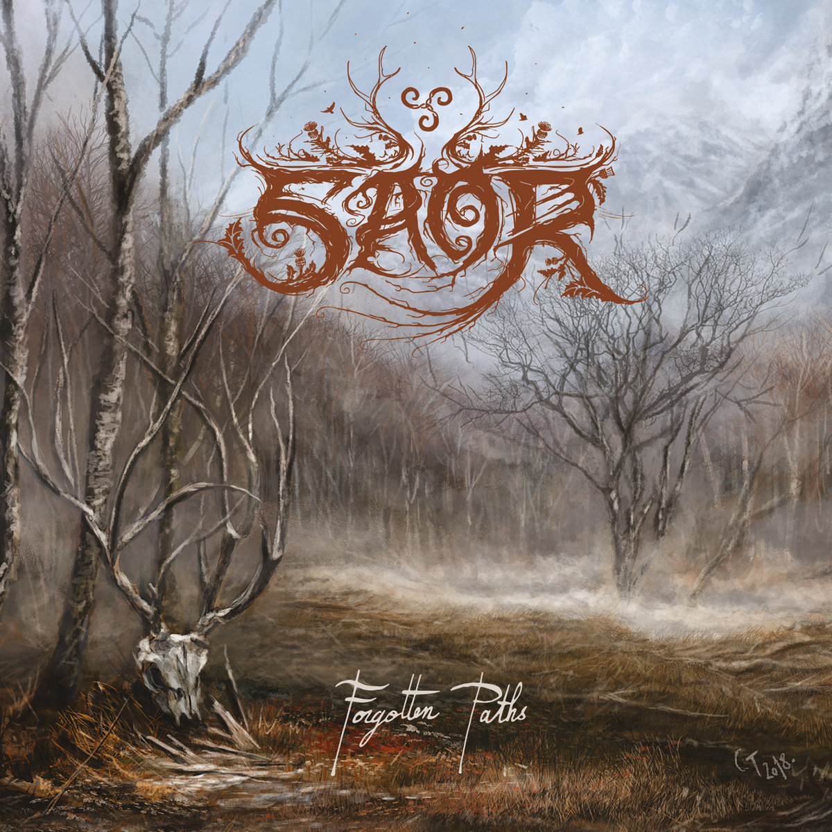 "Saor – ""Forgotten Paths"""