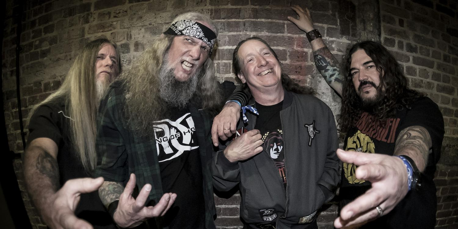 """Saint Vitus Return with Original Vocalist Scott Reagers on """"12 Years In The Tomb"""""""