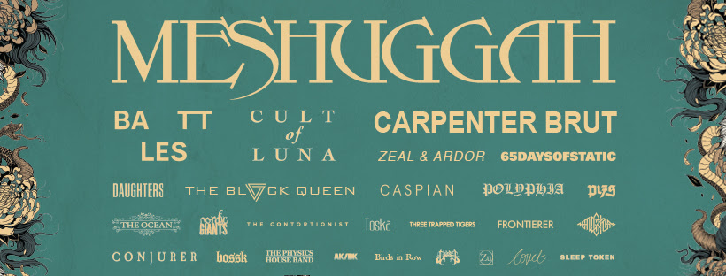 ArcTanGent Does It Again, Adding 29 Sterling Acts to Their Line-Up