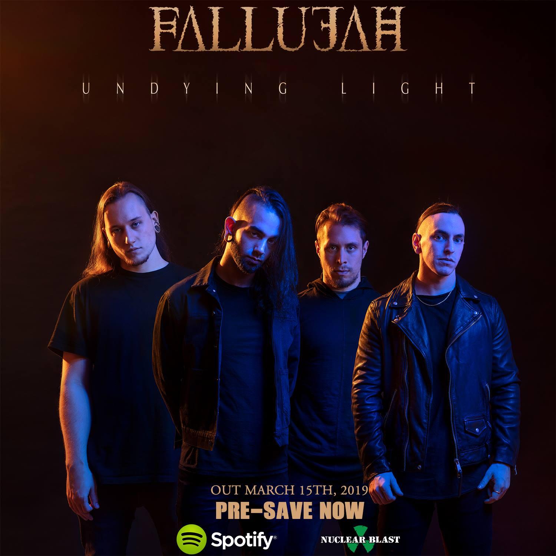 """Fallujah – """"Undying Light"""""""