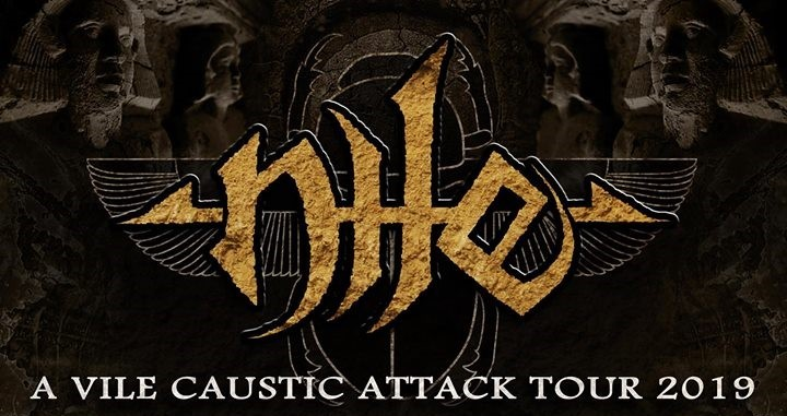 Nile Announce Fall US Tour with Terrorizer