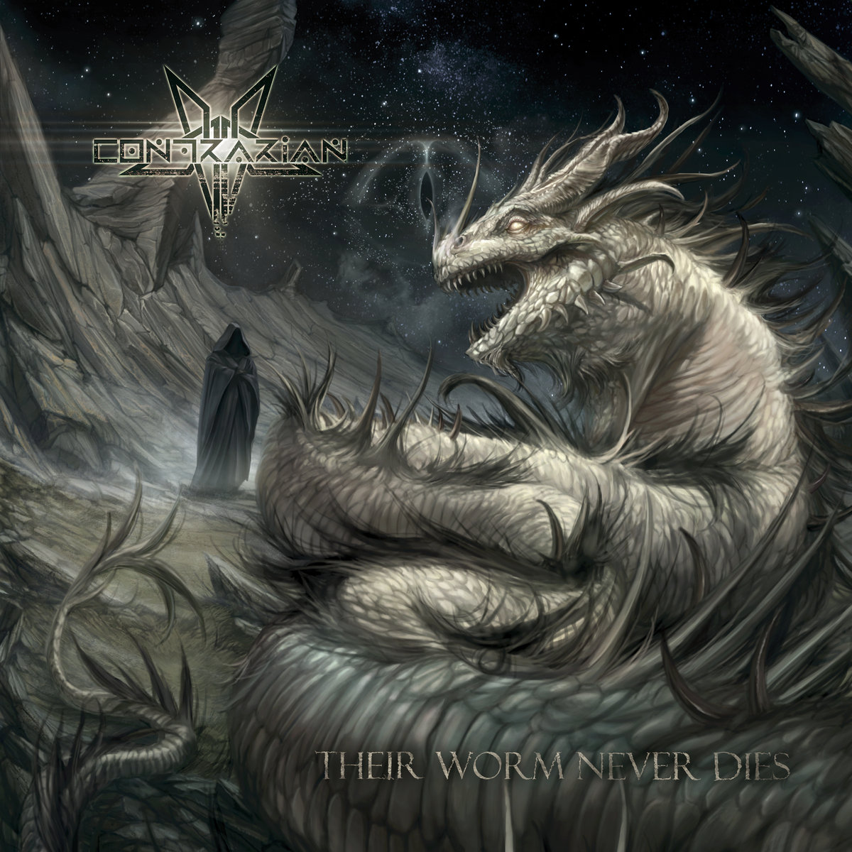 """Contrarian – """"Their Worm Never Dies"""""""