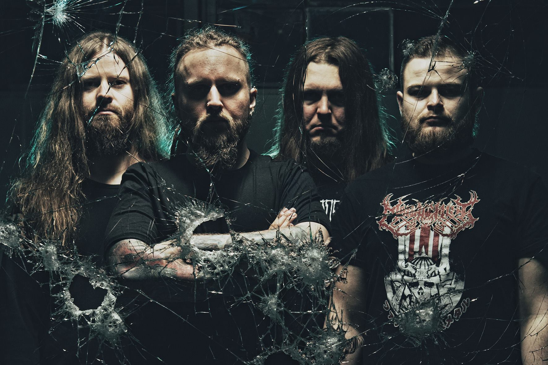 Decapitated Announce European Summer Festival Shows and Headline Dates