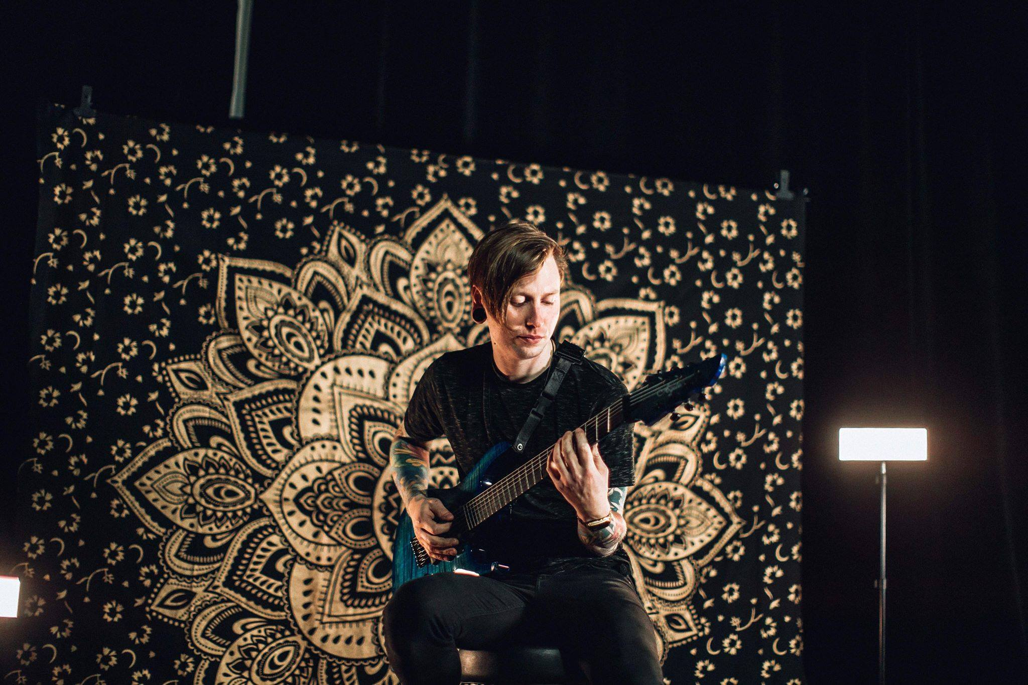 "Watch The Northern's New Guitar Playthrough For ""Samsara"""