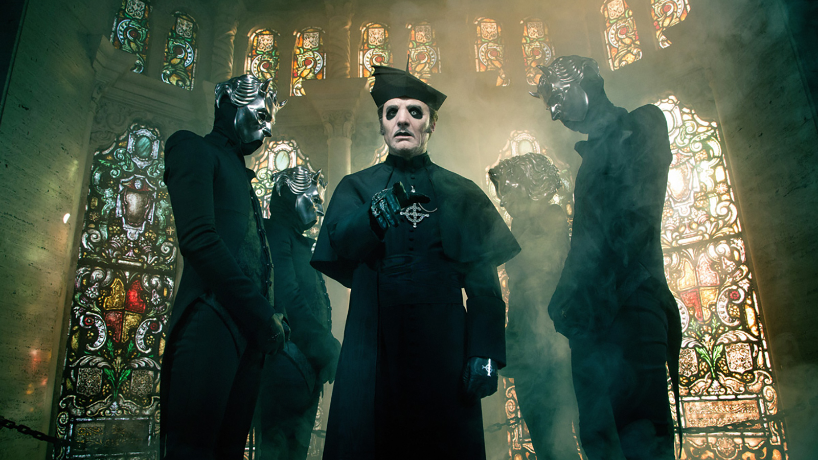 Ghost Will Be Haunting North America With a New Fall Tour!