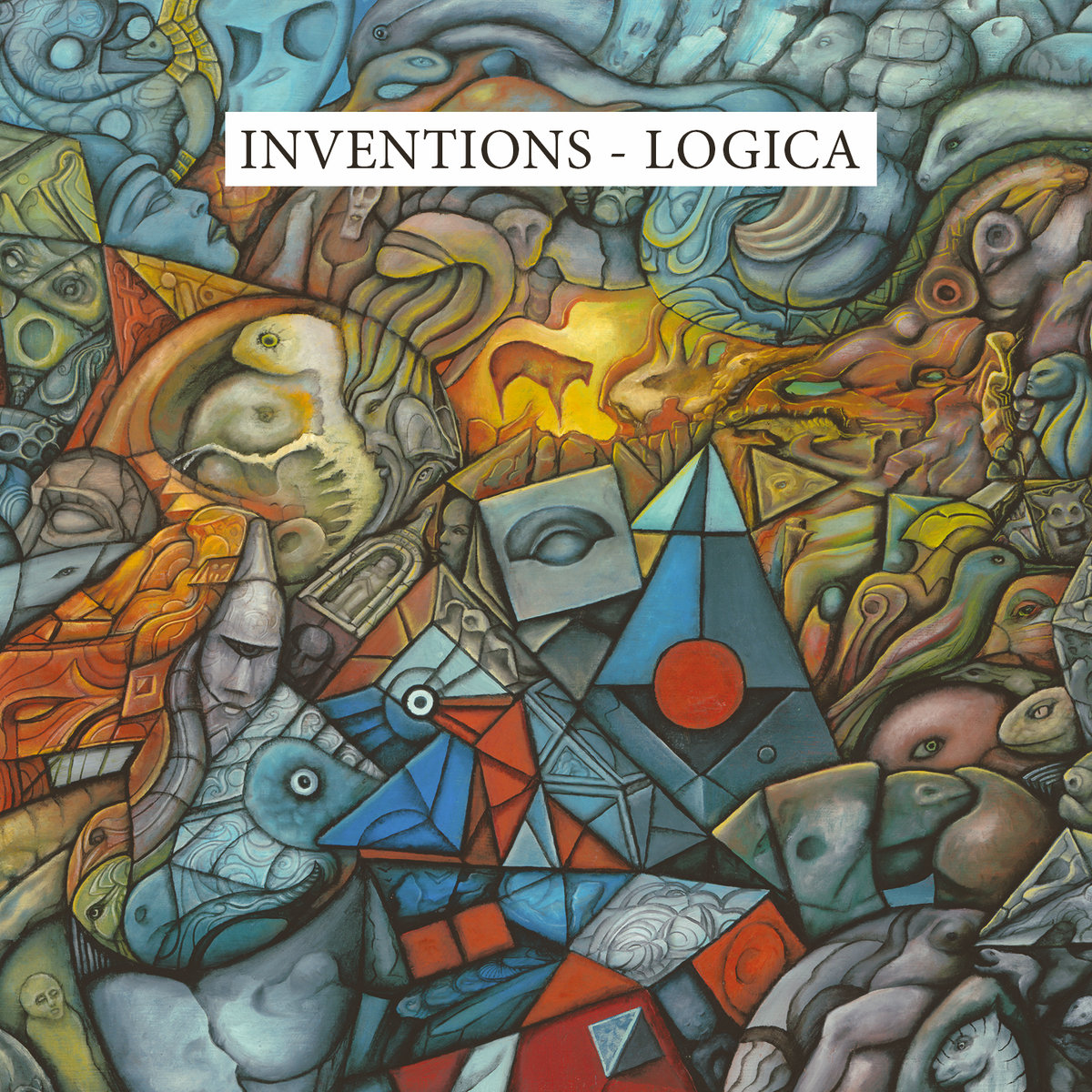"Inventions – ""Logica"""
