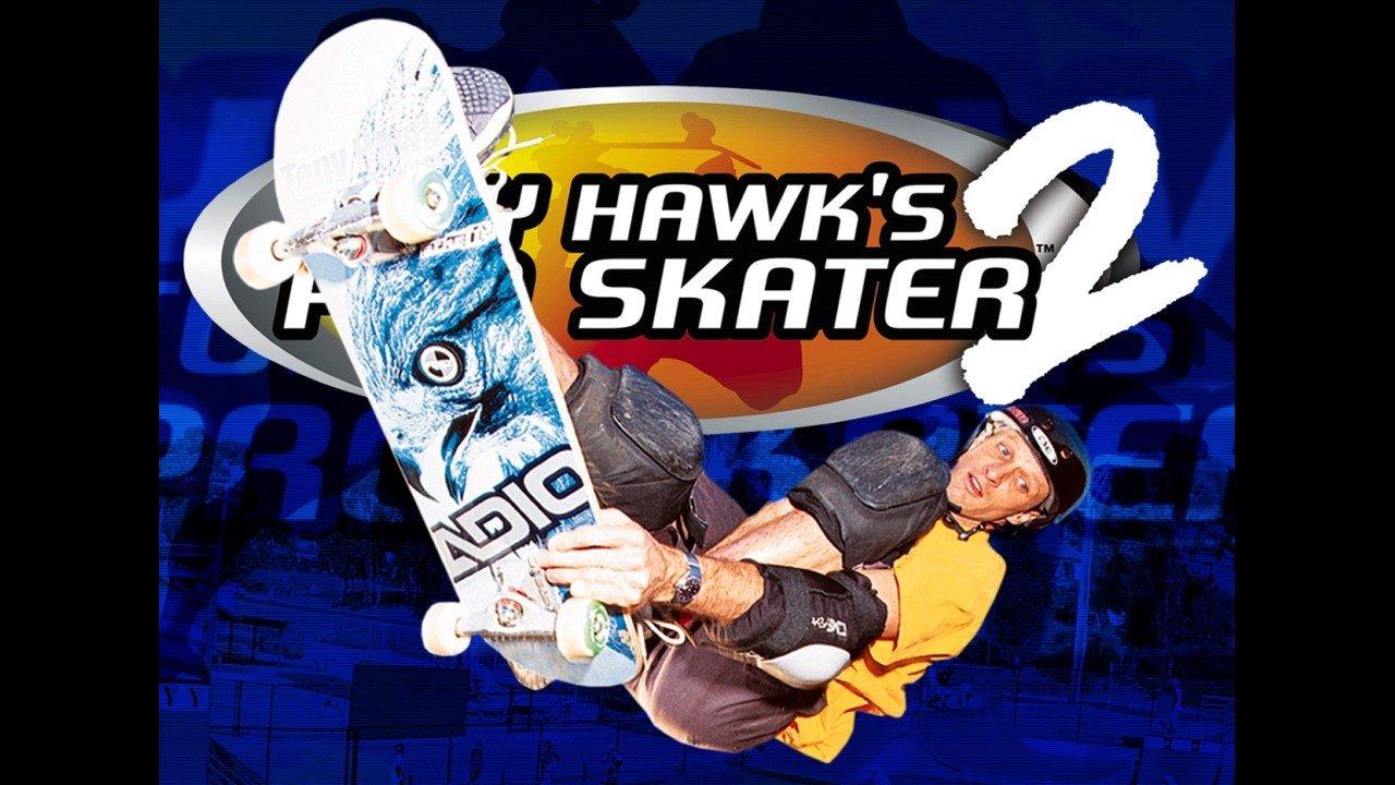 SOUND TEST: Tony Hawk's Pro Skater 2