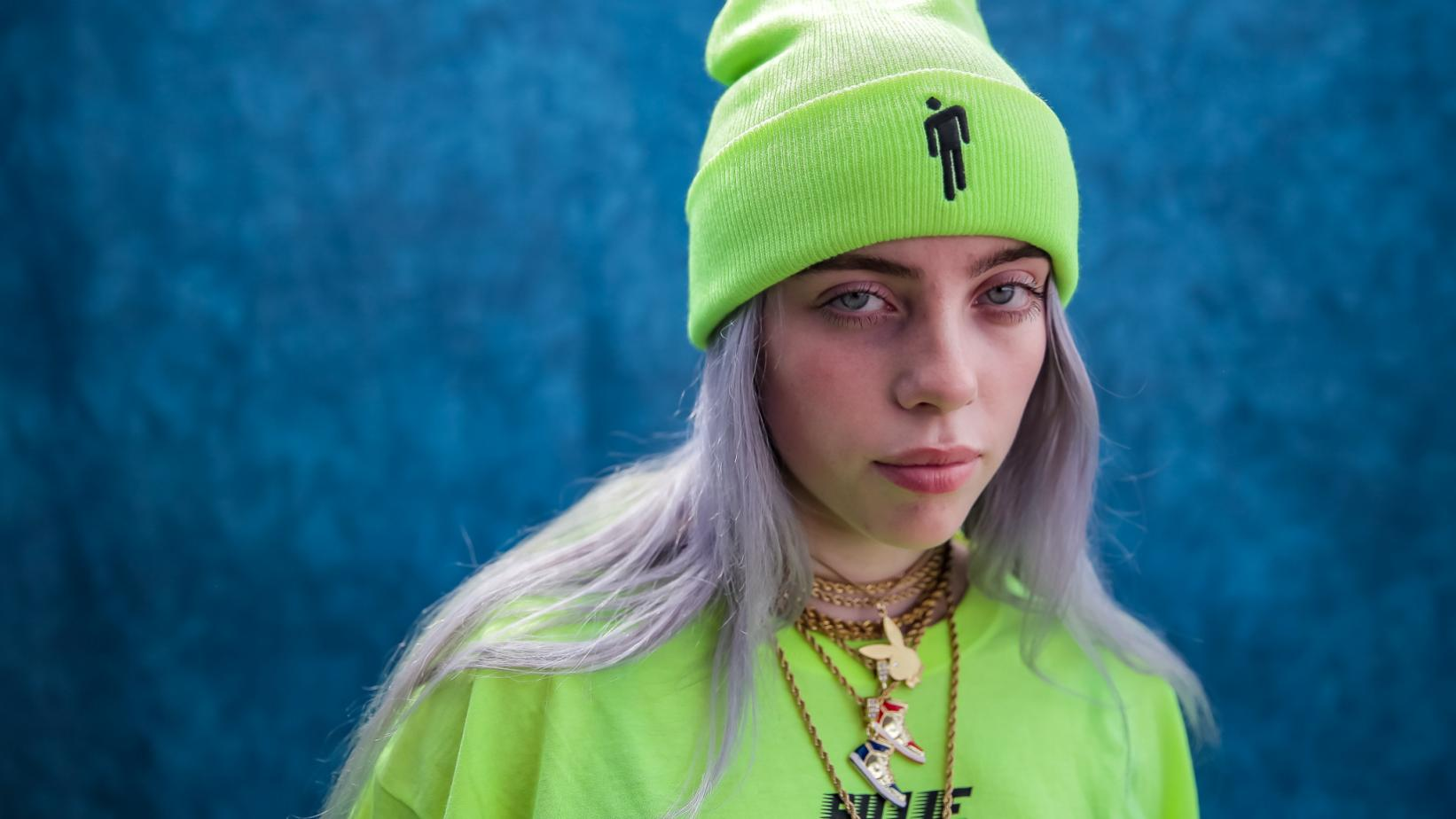 "Billie Eilish – ""WHEN WE FALL ASLEEP, WHERE DO WE GO?"""