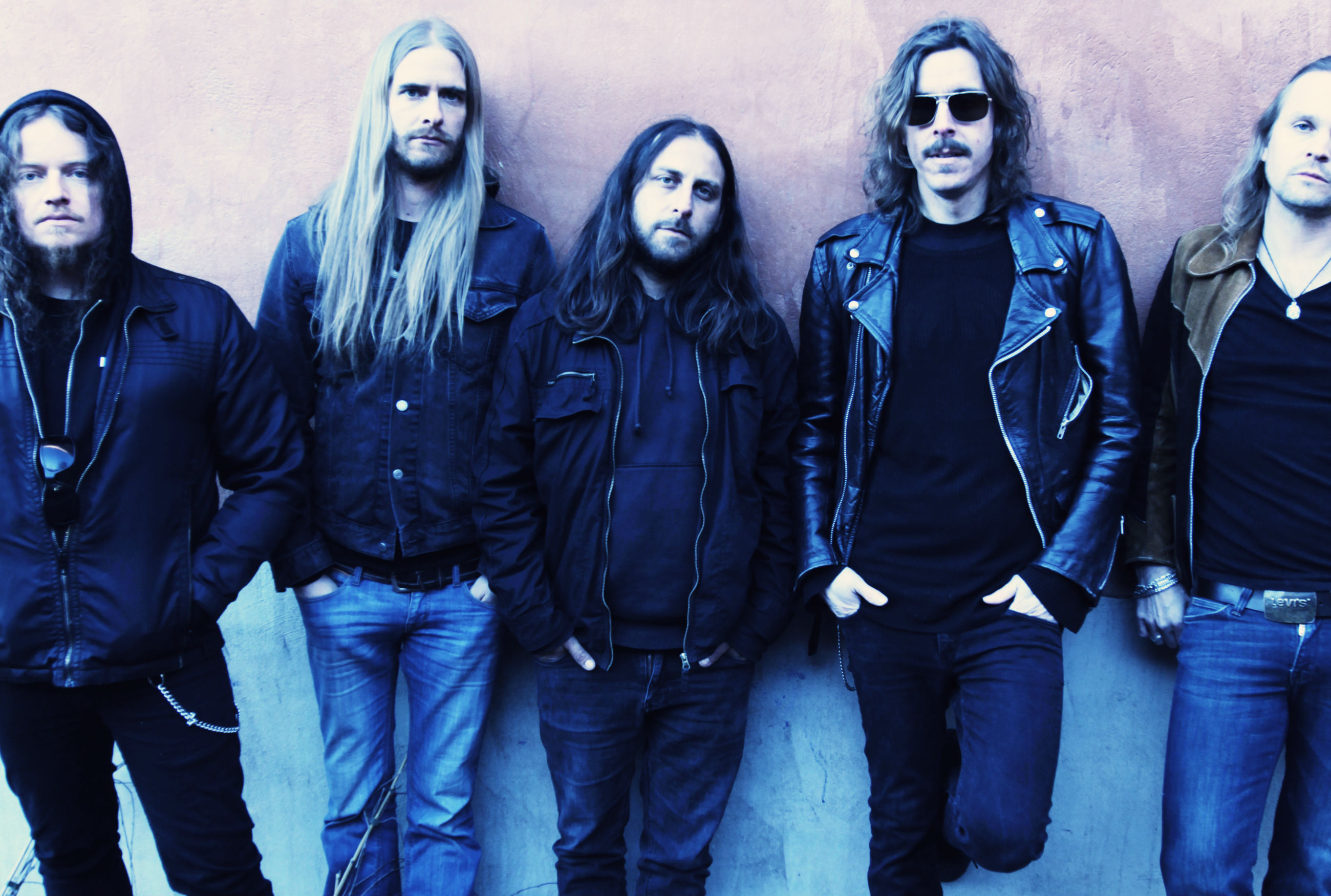Opeth to Tour Europe in November with New Album