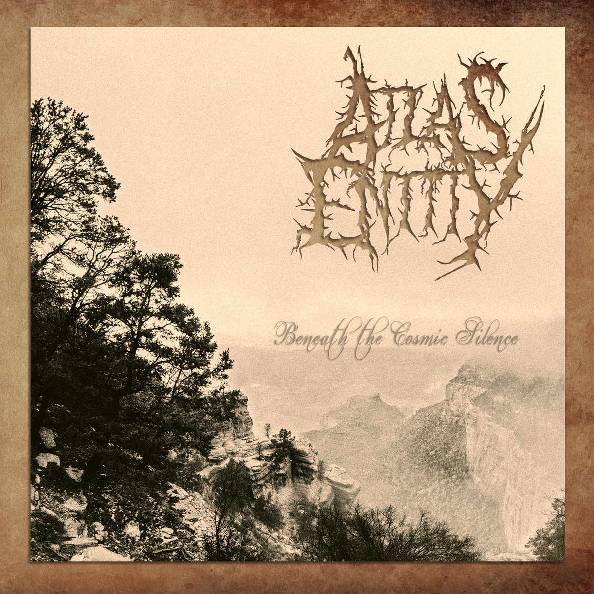 "Atlas Entity – ""Beneath The Cosmic Silence"""