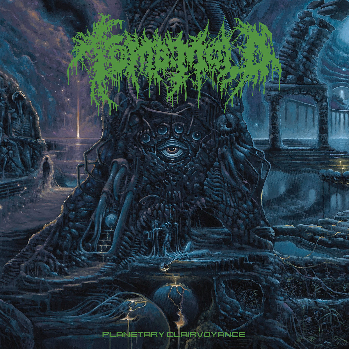 Tomb Mold Announce a New Album and US Tour