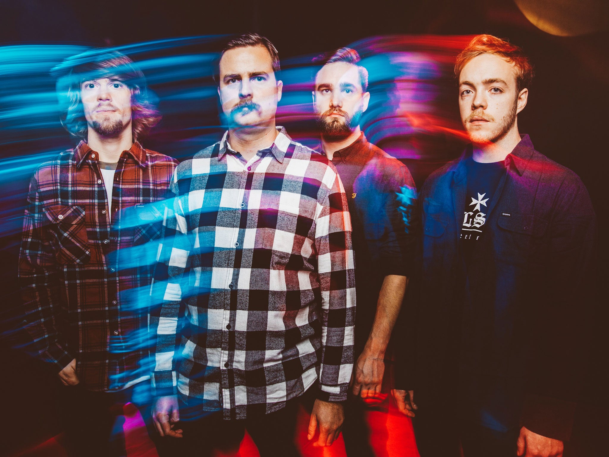 "Black Peaks Announce ""2019 All That Divides Tour"""