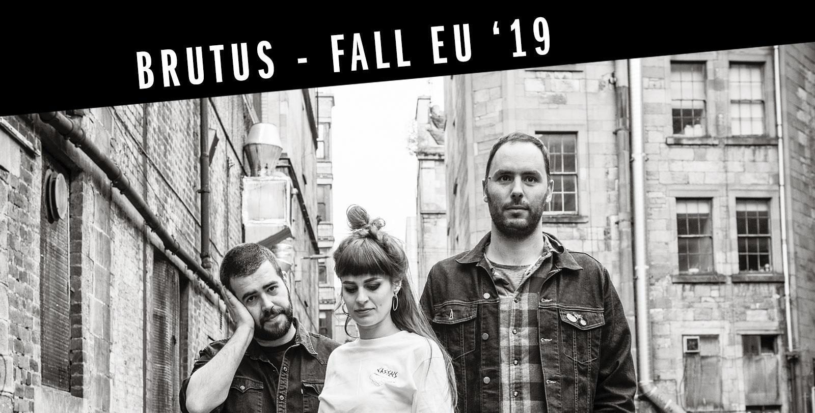 Brutus Bulk out Their Europe and American Tour