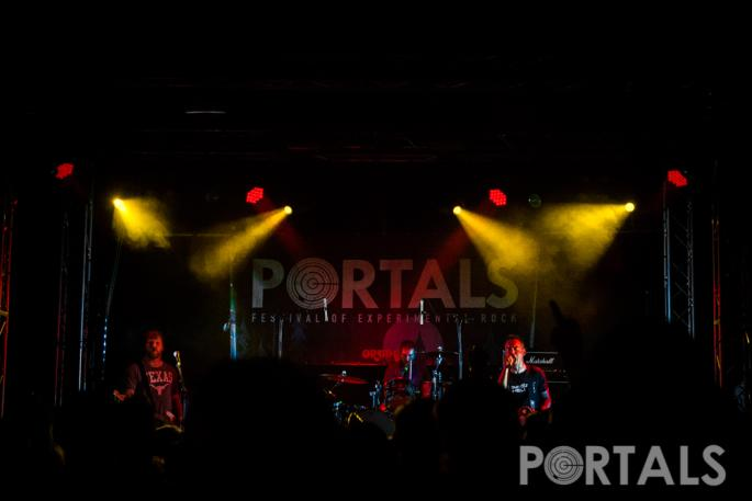 Everything Is Noise at Portals Festival