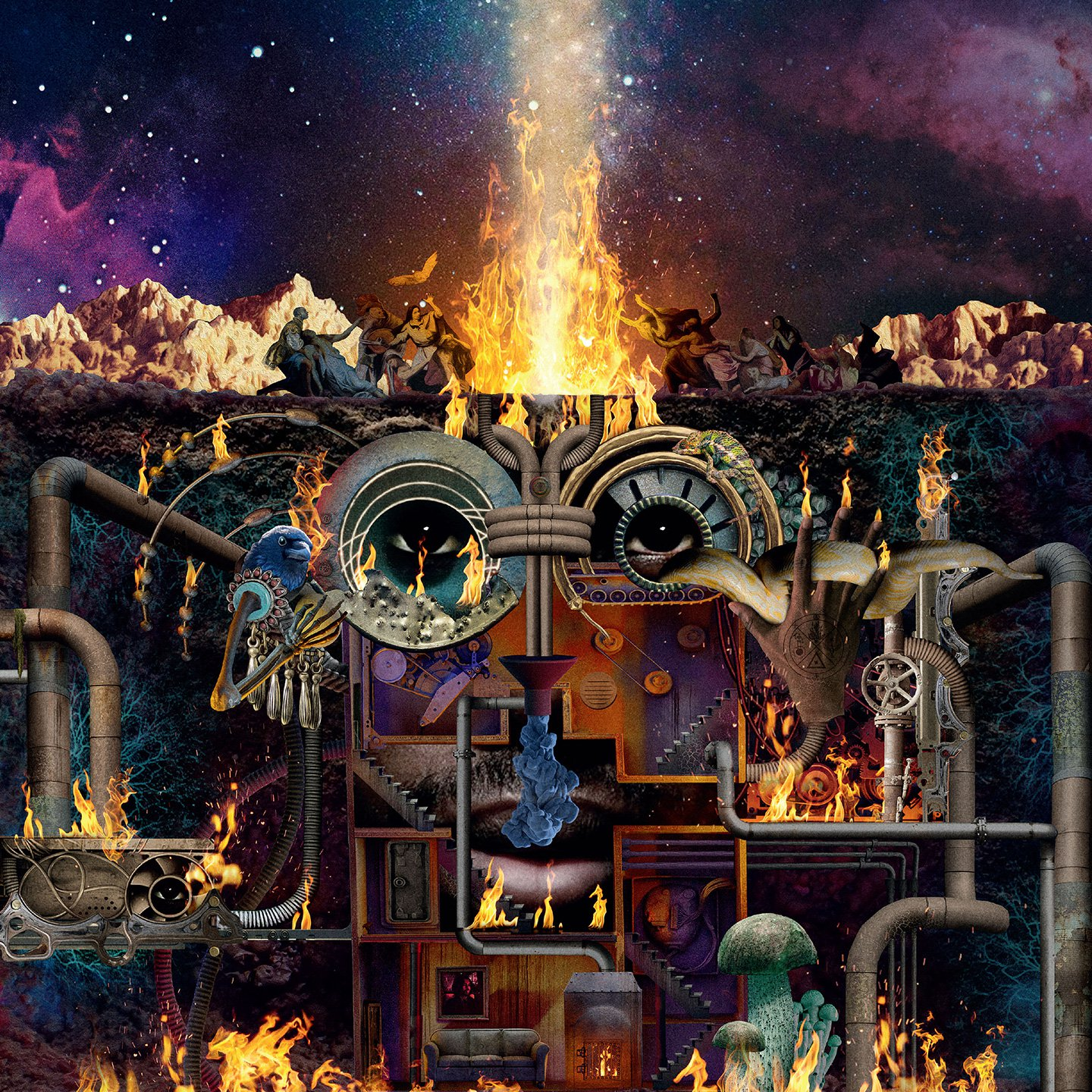 "Flying Lotus – ""Flamagra"""
