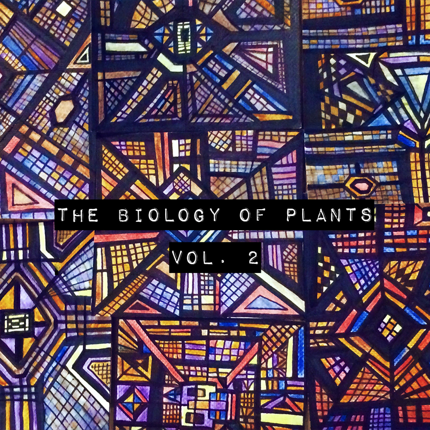 "The Biology Of Plants – ""Vol. 2"""