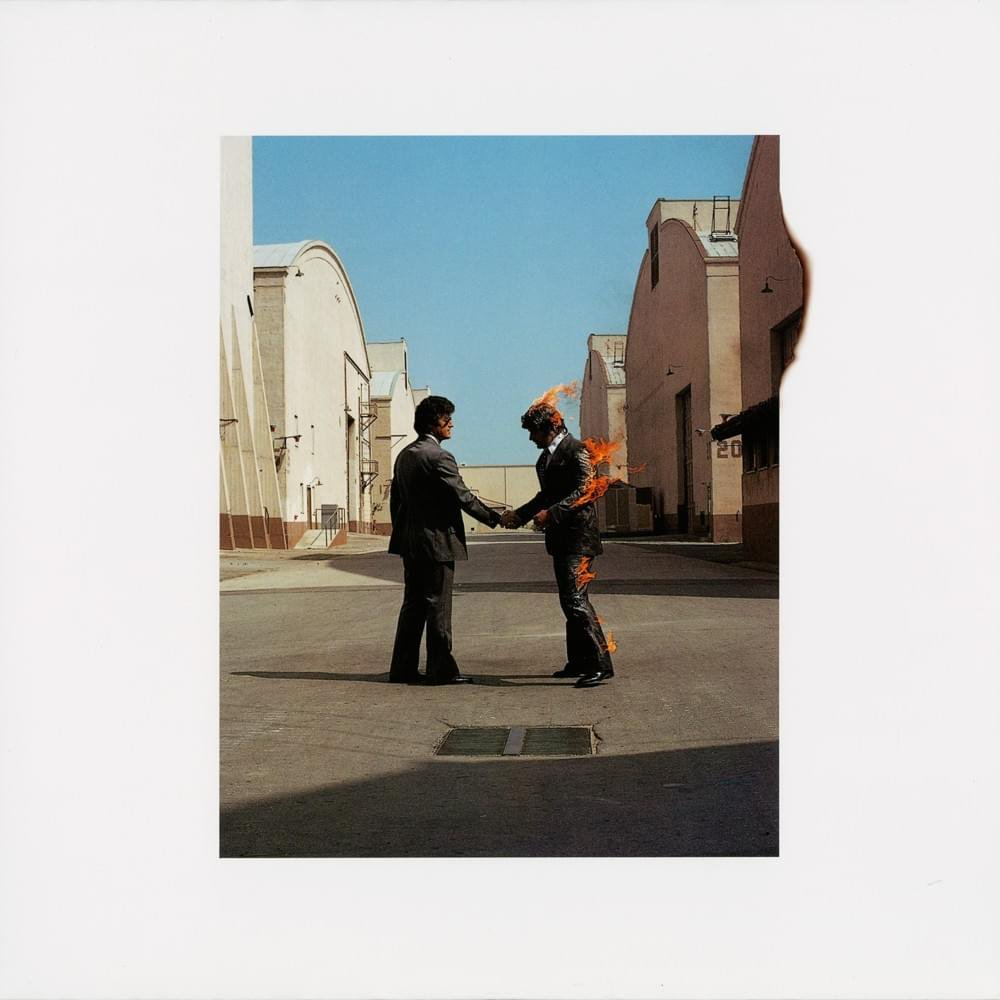 "A SCENE IN RETROSPECT: Pink Floyd – ""Wish You Were Here"""