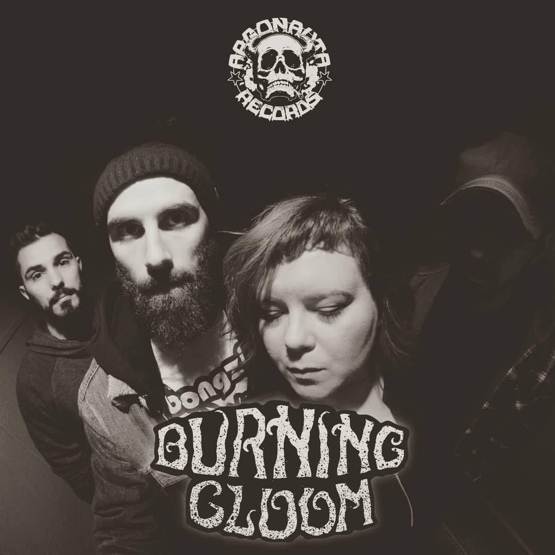 """Burning Gloom – """"Amygdala"""""""