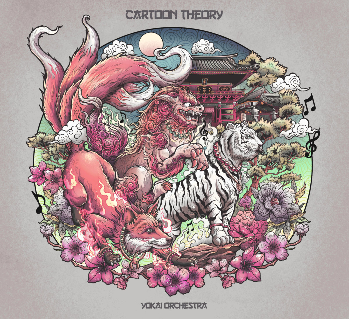 "Cartoon Theory – ""Yokai Orchestra"""