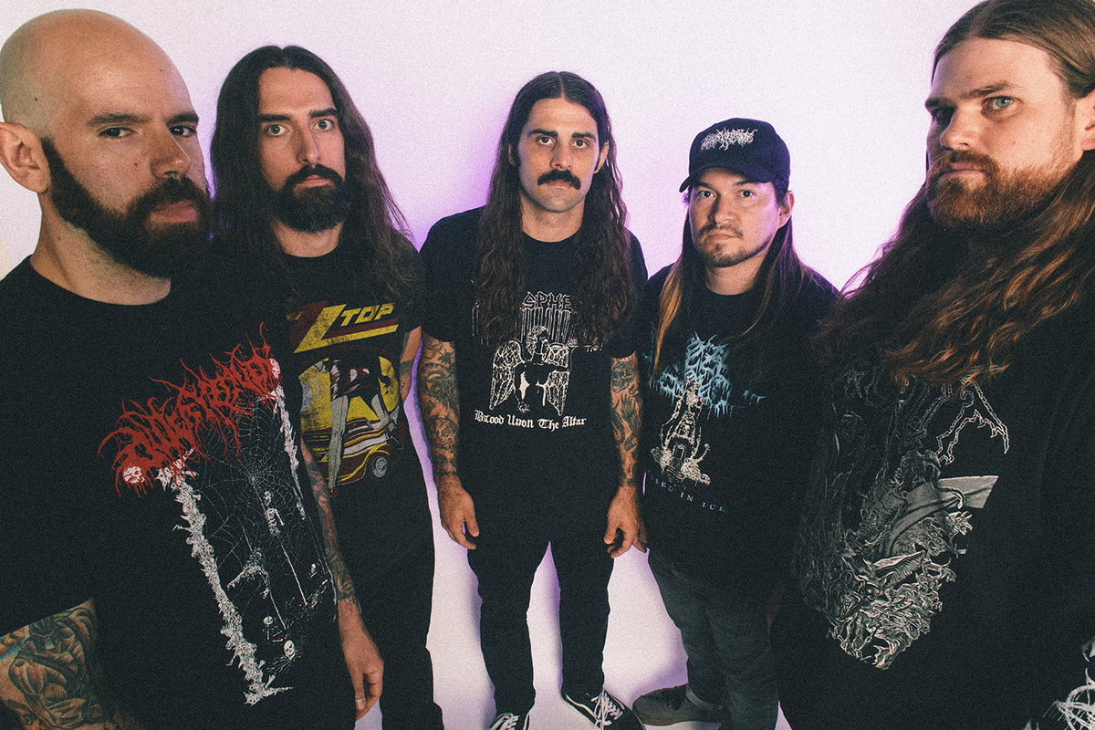 "Gatecreeper Announce New Album ""Deserted"" With New Single ""Boiled Over"""
