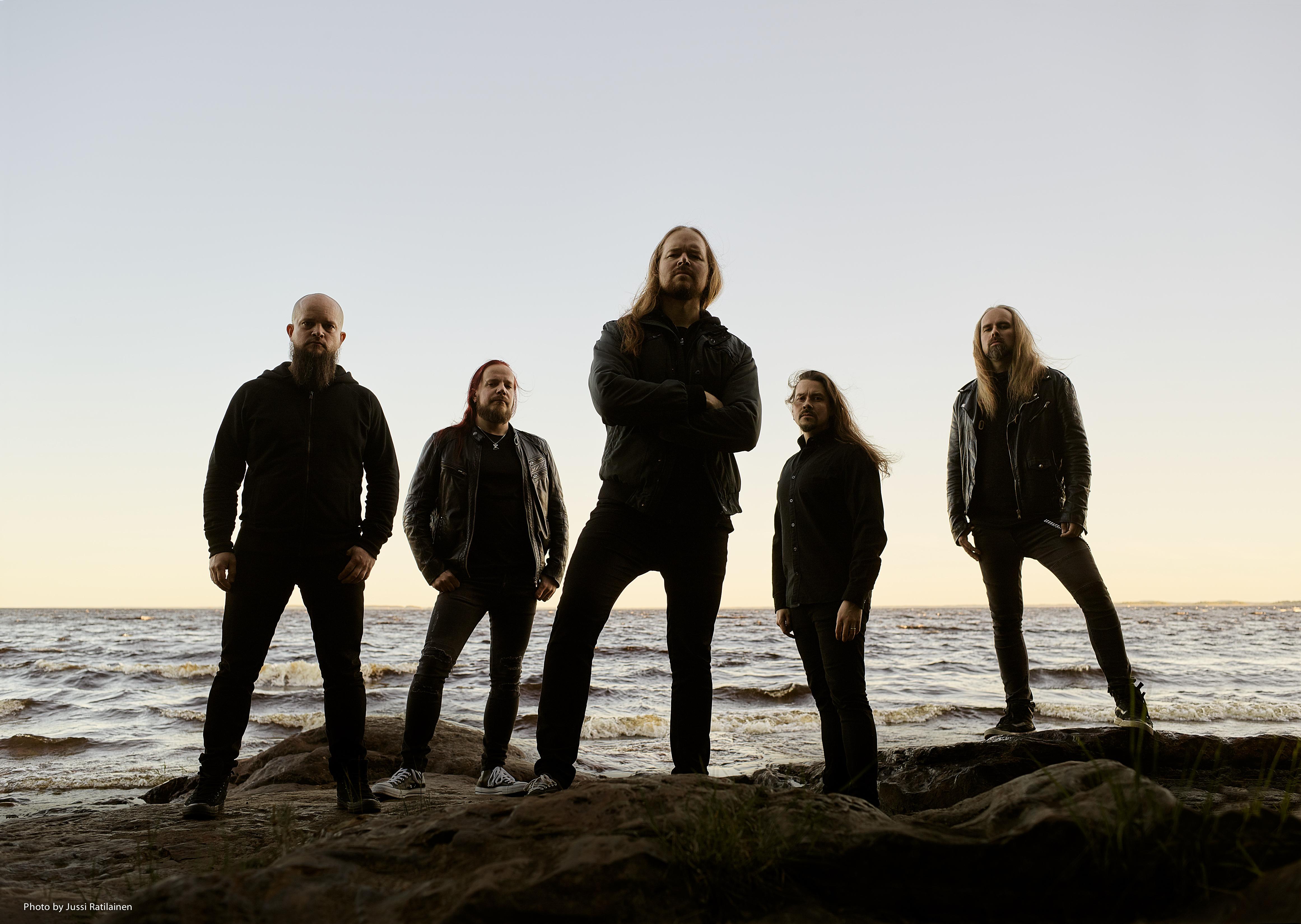 """Melo-Death Titans Insomnium Present Moody """"Valediction"""", Announce Tour"""