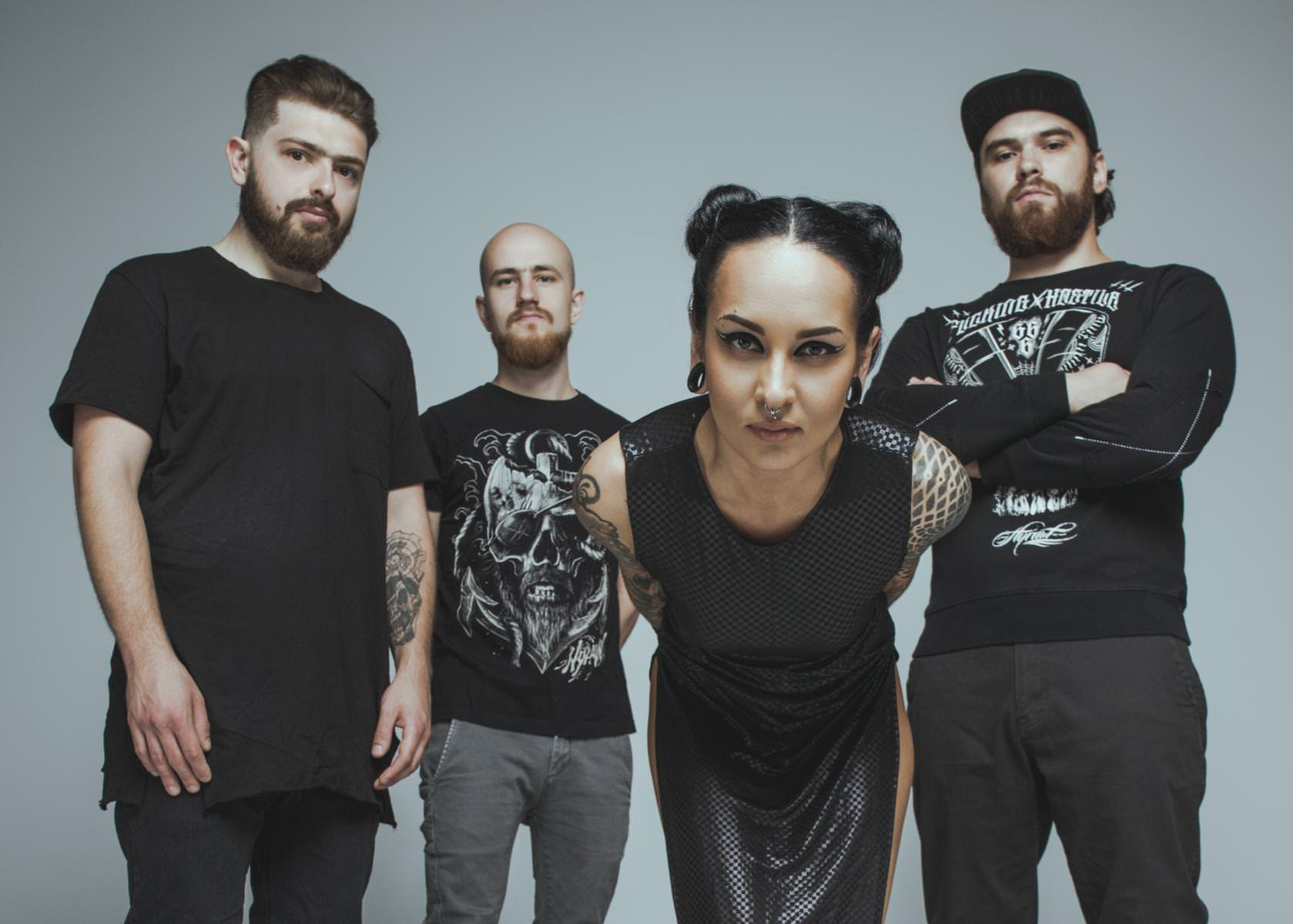 "Going Big (and Going Hard): Jinjer Announce New Album ""Macro,"" Release First Single"