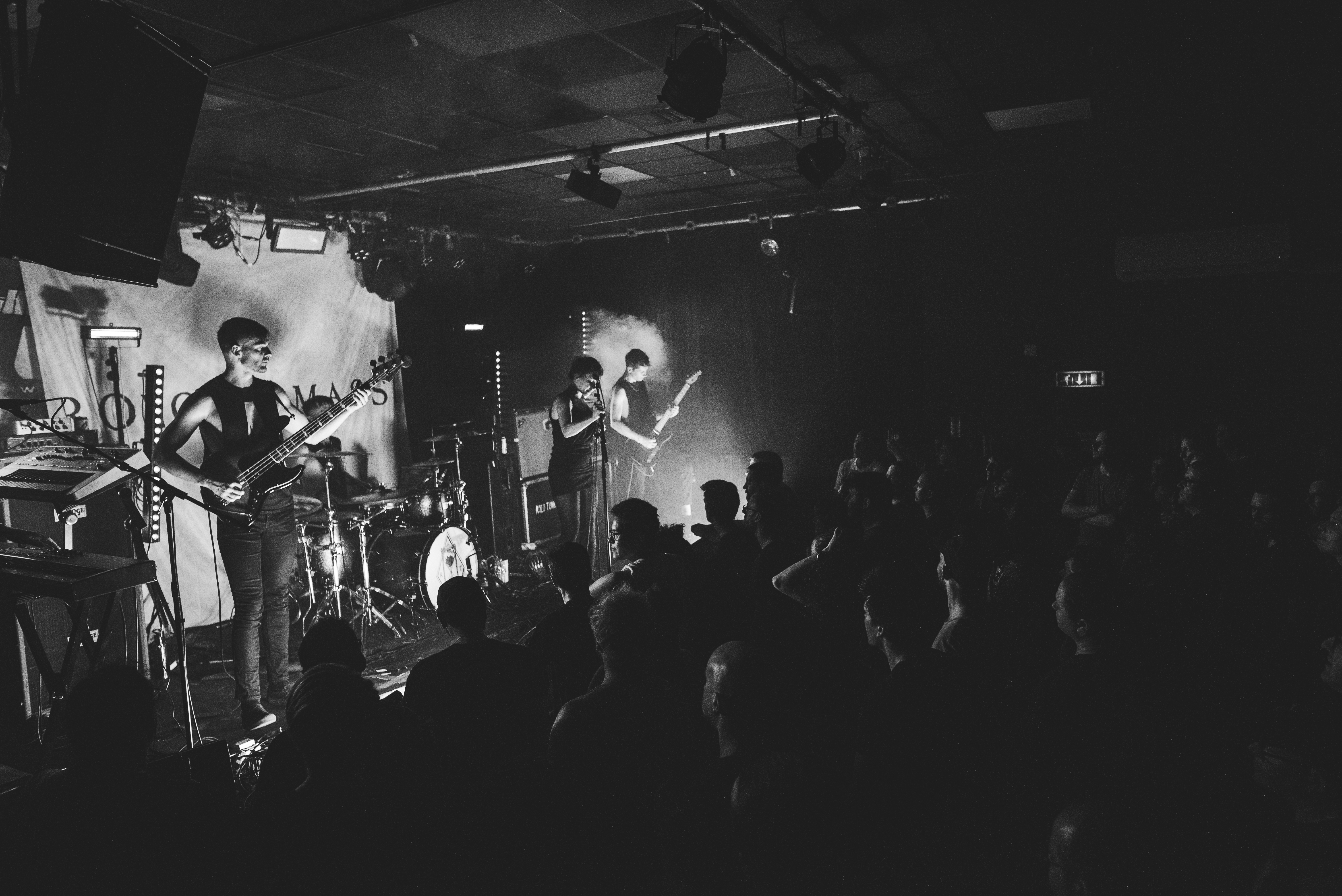 Rolo Tomassi and Cryptodira at The Joiners, Southampton