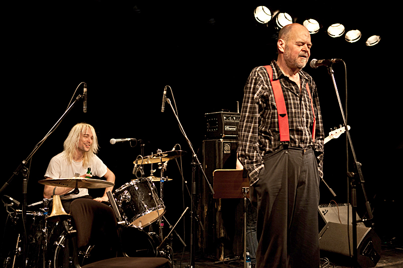 "Pere Ubu – ""The Long Goodbye"""