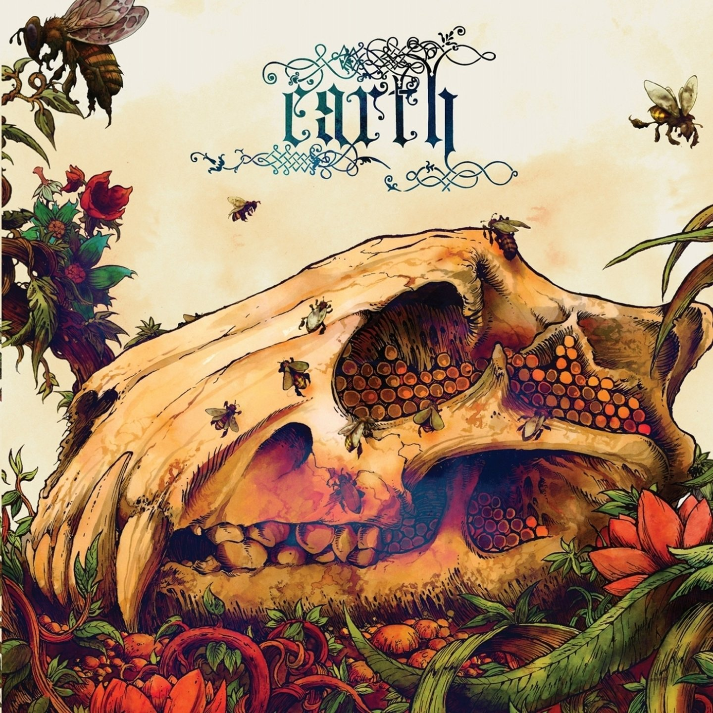 "A SCENE IN RETROSPECT: Earth – ""The Bees Made Honey In The Lion's Skull"""