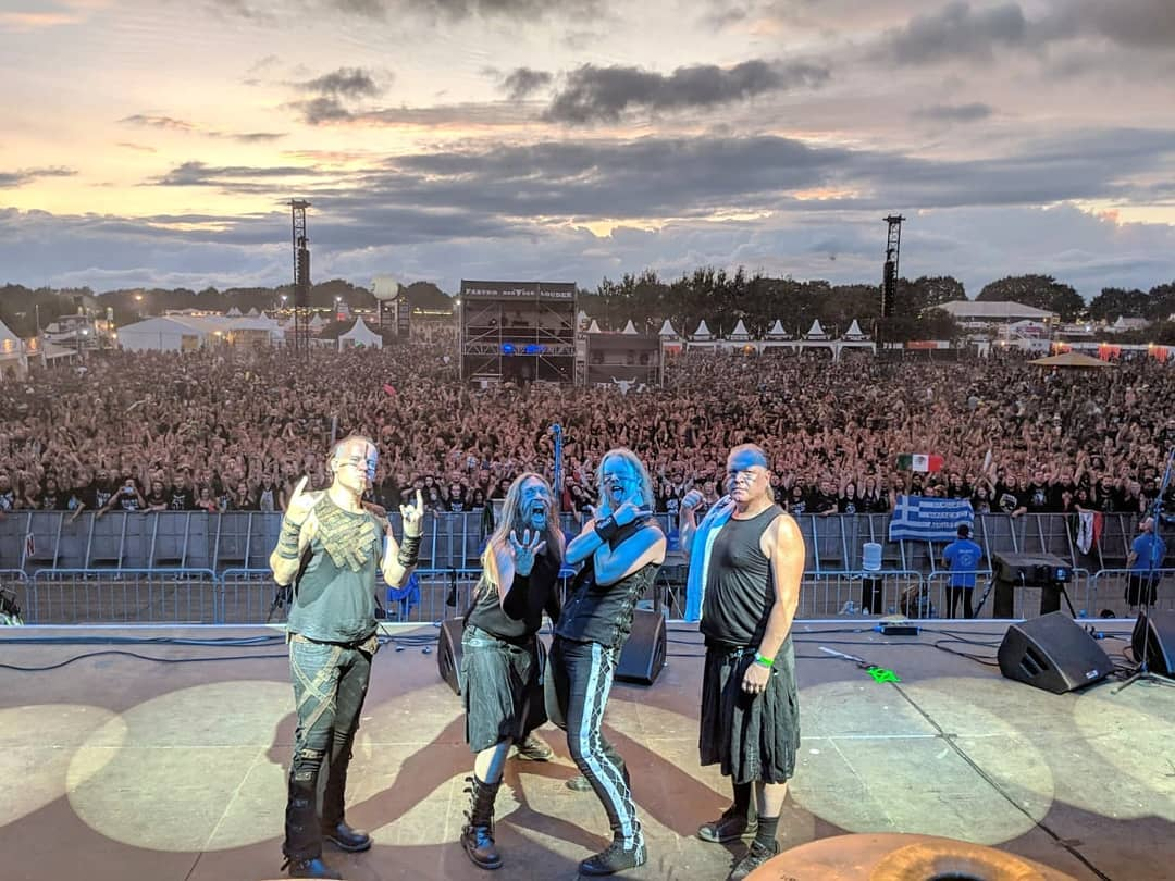 """Ensiferum Announce North American """"Path to Victory"""" Tour"""