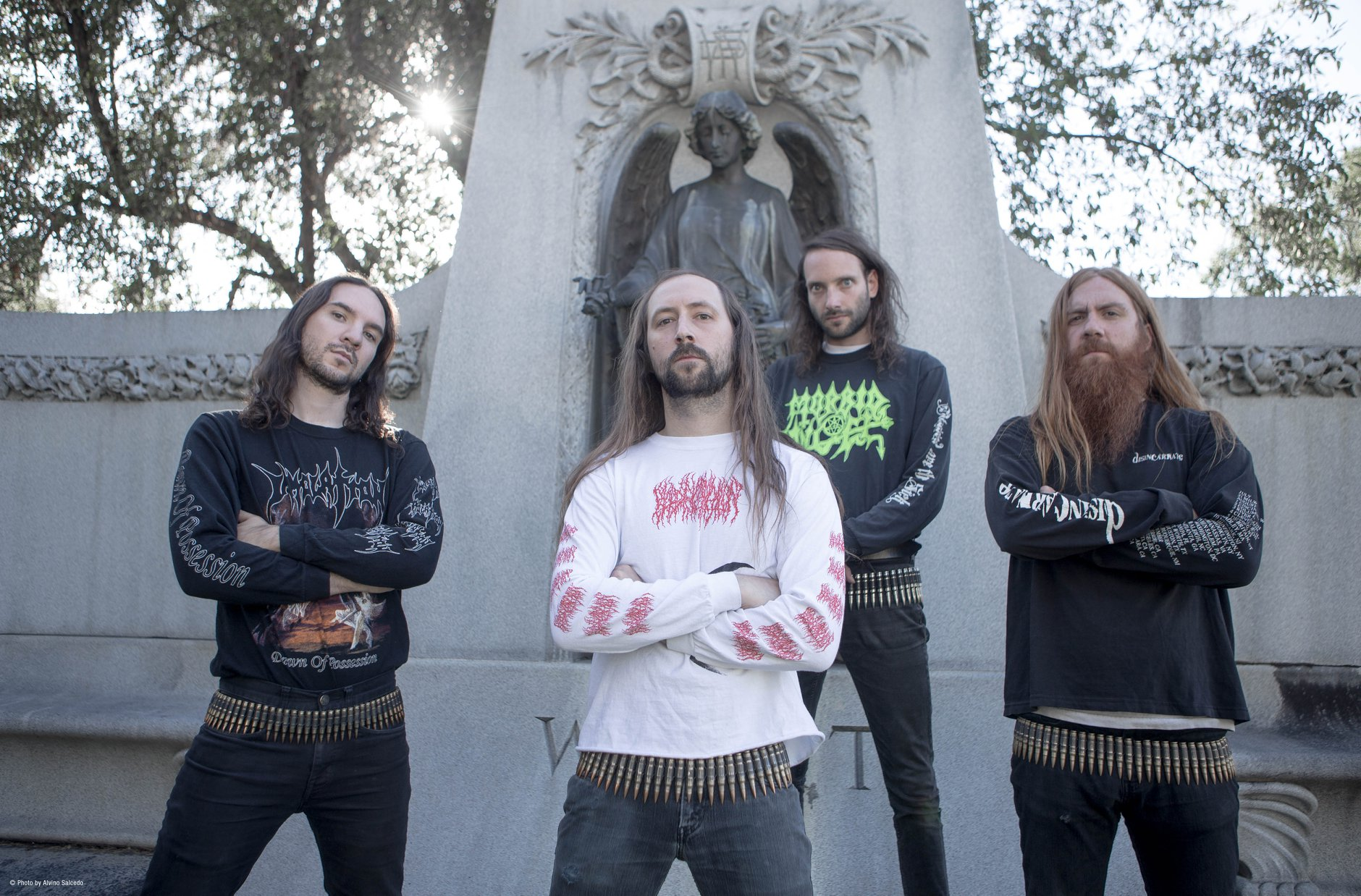 "Blood Incantation – ""Hidden History of the Human Race"""
