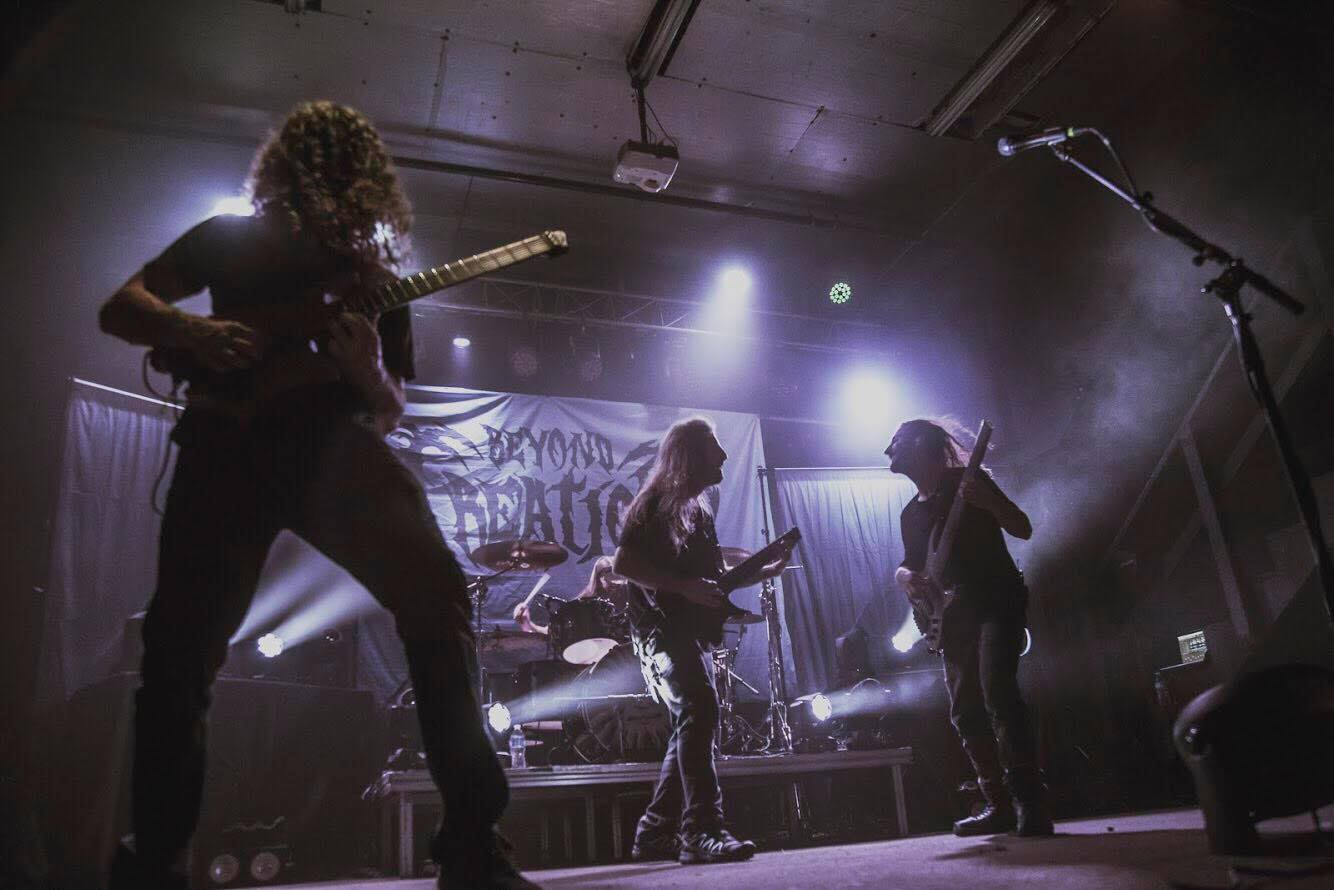 Beyond Creation Announce Eastern Canada Tour with Inanimate Existence