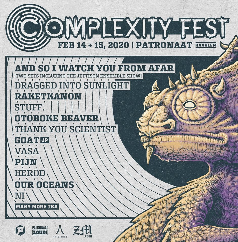Dutch Complexity Fest Pushes Boundaries With Second Bandwave