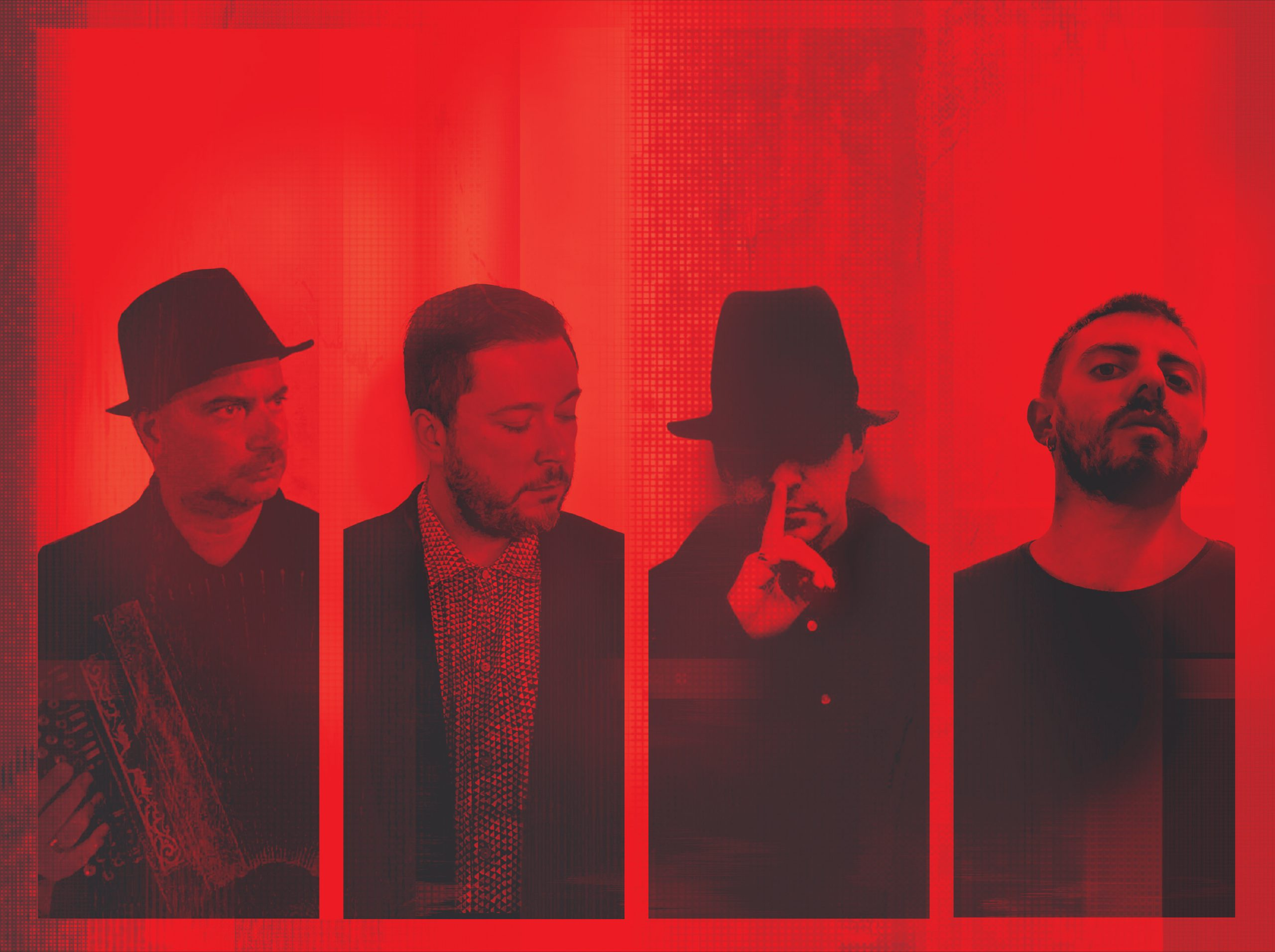 "Macelleria Mobile di Mezzanotte Bring Dark Vibes with New Album ""Noir Jazz Femdom"""