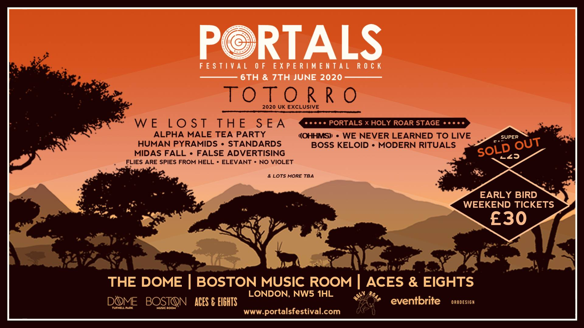 Portals Festival Gives You a Reason to Stay in The UK until June