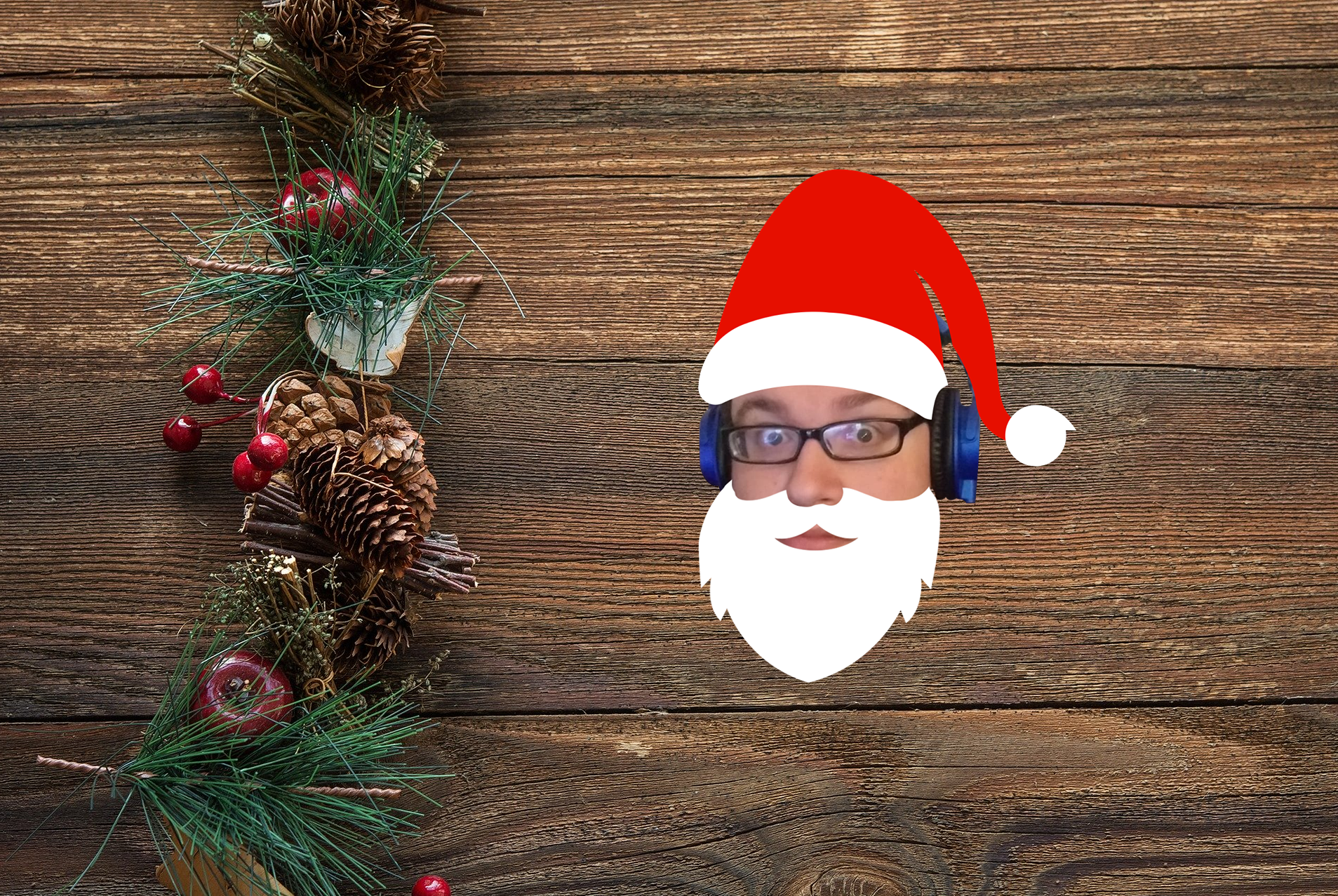 A Holly Jolly Noisemas: Inter Claus is Coming to Town