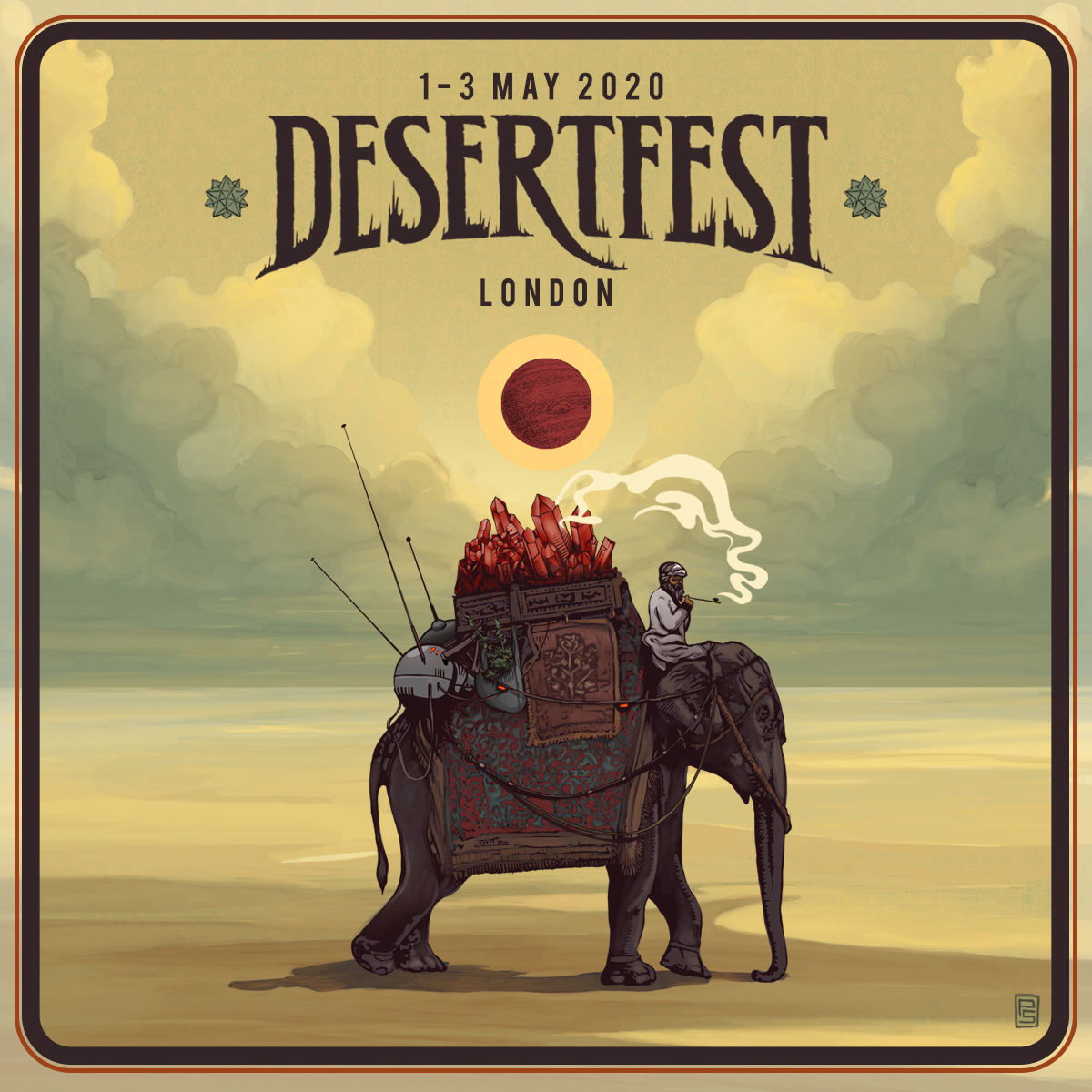 Twenty Incredible New Bands Added to London's Desertfest